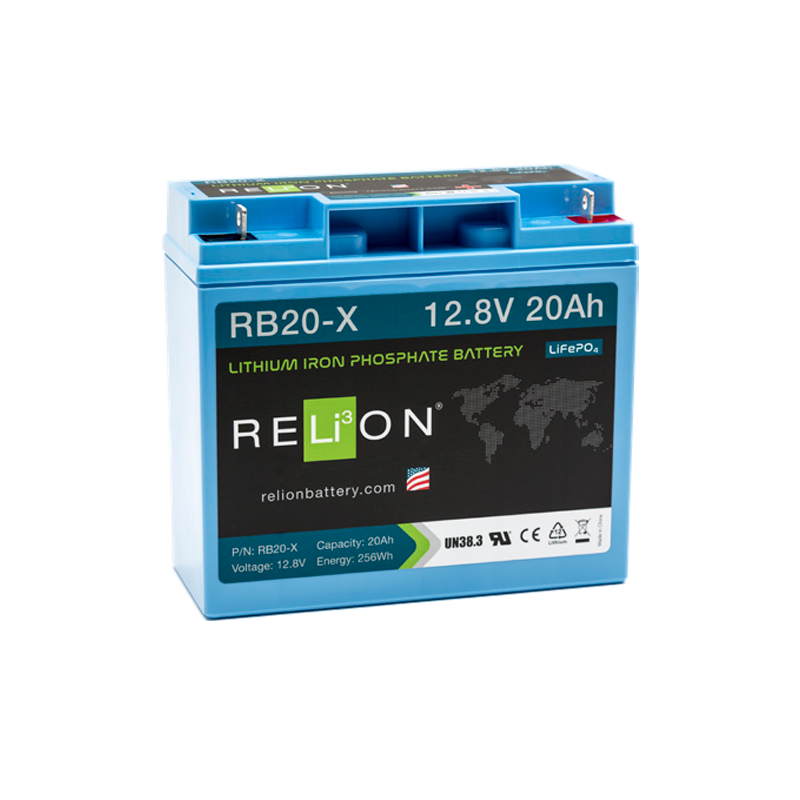 BATTERIA RELION 12Volt RB20-X