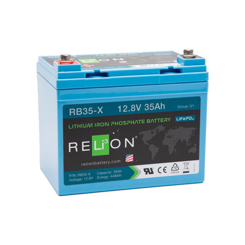 BATTERIA RELION 12Volt RB35-X