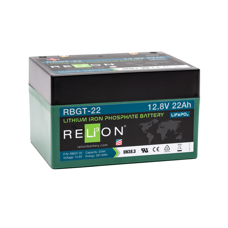 BATTERIA RELION 12Volt RBGT-22
