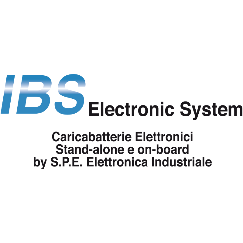 Caricabatterie IBS by SPE