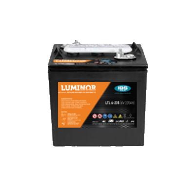 BATTERIA LUMINOR 6Volt LTL-6-235