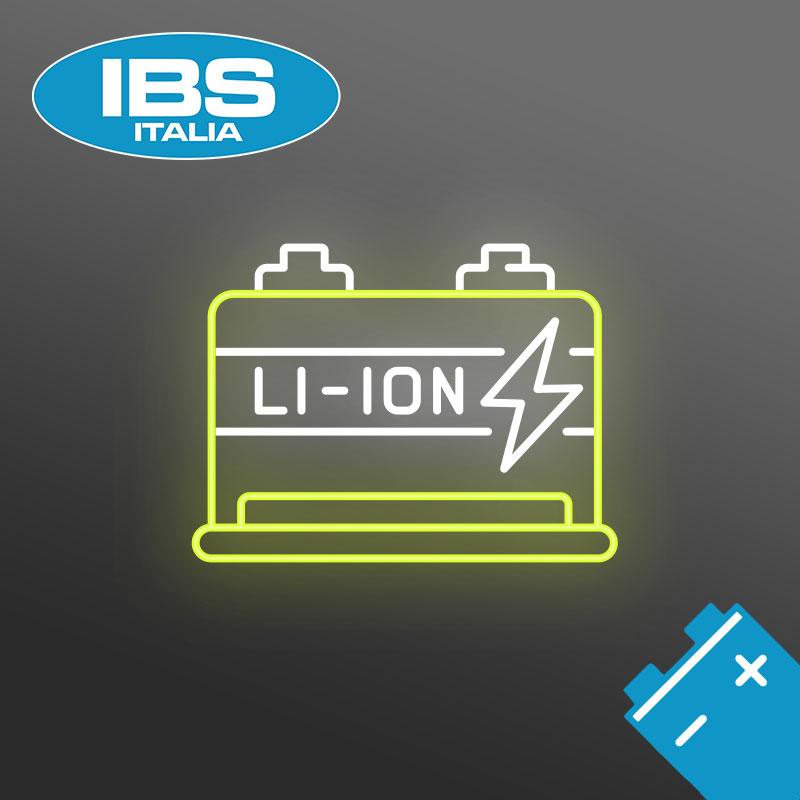 Batteria al litio e fosfato di ferro (LiFePO4)-LFP