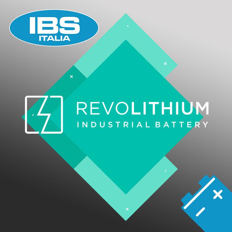 Revolithium: un nuovo brand specializzato in tecnologia litio LiFePO4 entra a far parte dell'offerta IBS Batterie Italia