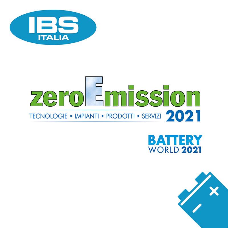 IBS ITALIA a Zero Emission 2021